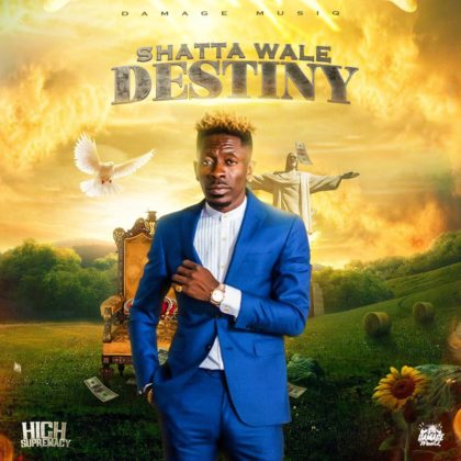 Photo of Shatta Wale – Destiny | Download Audio mp3