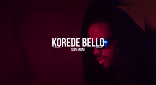 Photo of Korede Bello – Sun Momi (VIDEO)