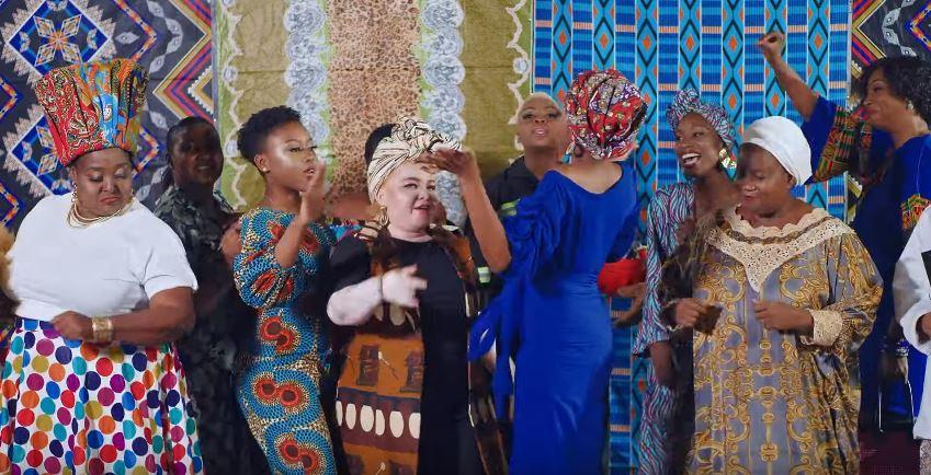 Photo of Tanzanian Women All Stars – Superwoman (VIDEO)