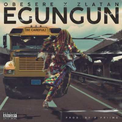 Photo of Zlatan ft Obesere – Egungun | Download Audio mp3