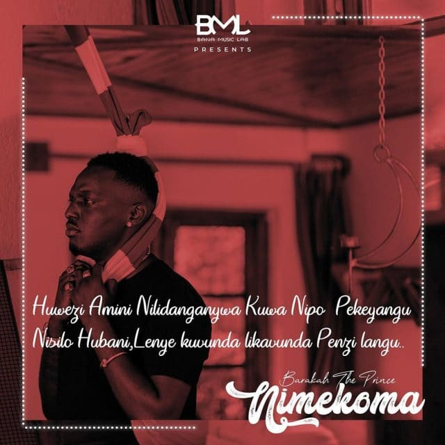 Photo of Baraka The Prince – Nimekoma | Download Audio mp3