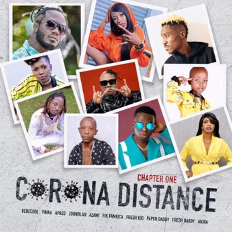 Photo of Bebe Cool ft Ugandan Allstars – Corona Distance | Download Audio mp3