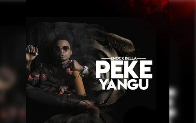 Photo of Enock Bella – Peke Yangu | Download Audio mp3