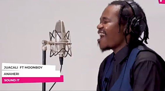 Photo of Jua Cali Ft Moon Boy – Anaheri | Download Audio mp3