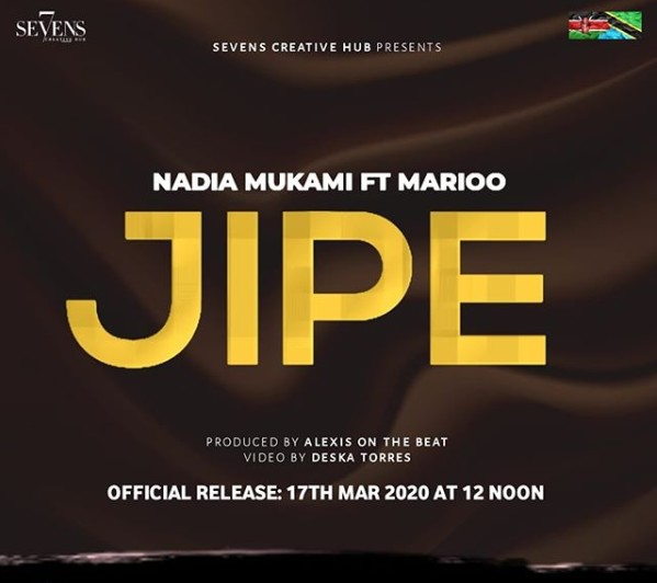 Photo of Nadia Mukami ft Marioo – Jipe | Download Audio mp3