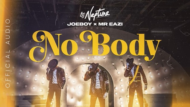 Photo of DJ Neptune, Joeboy & Mr Eazi – Nobody | Download Audio mp3