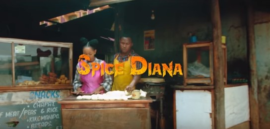 Photo of Spice Diana X Ronald Alimpa – Abaafuna (VIDEO)