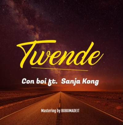 Photo of Conboi Ft. Sanja Kong – Twende | Download Audio mp3