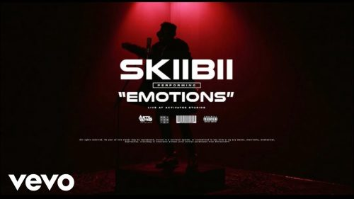 Photo of Skiibii – Emotions (Freestyle) (VIDEO)