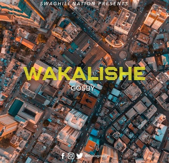 Photo of Gosby – Wakalishe | Download Audio mp3
