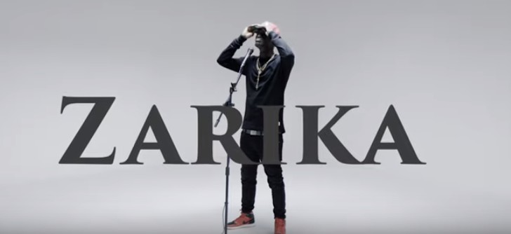 Photo of King Kaka – Zarika (VIDEO)