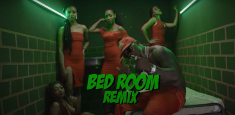 Photo of VIDEO: Harmonize Ft Darassa, Country Boy, Young Lunya, , Moni, Billnas, Rosa Ree, Baghdad – Bedroom Remix