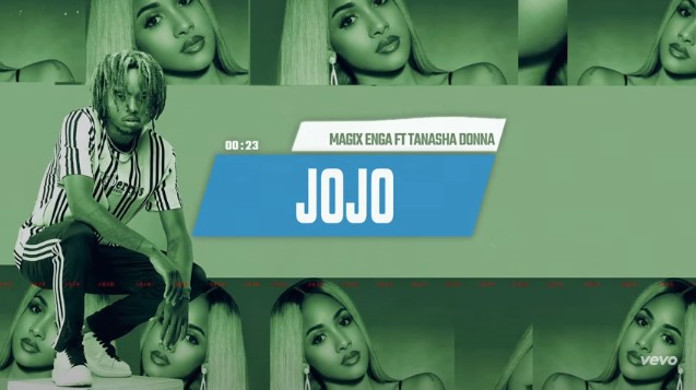 Photo of MAGIX ENGA FT TANASHA DONNA – JOJO  | Download Audio mp3