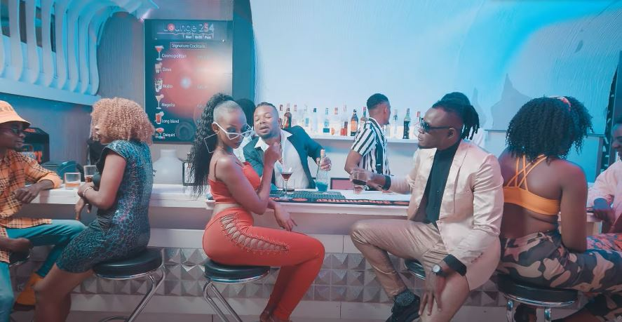 Photo of VIDEO: Kelechi Africana ft Arrow Bwoy – Hamida
