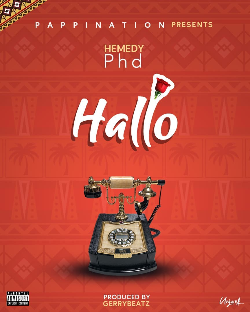 Photo of Hemedy Phd – Hallo | Download Audio mp3