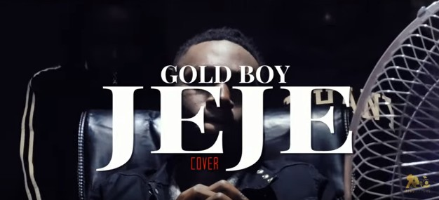Photo of Diamond Platnumz – Jeje | Cover By Gold Boy (VIDEO)