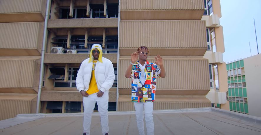Photo of VIDEO: Khaligraph Jones Ft. Masauti – Hao