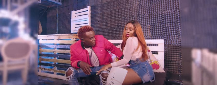 Photo of VIDEO: Willy Paul x Nadia Mukami – Nikune