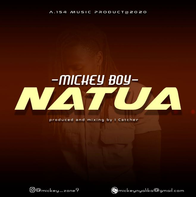 Photo of AUDIO: Mickey boy – Natua