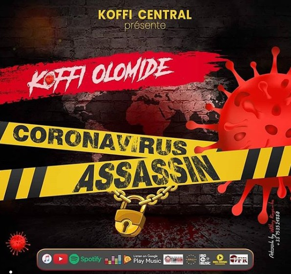 Photo of Koffi Olomide – Coronavirus Assassin | Download Audio mp3
