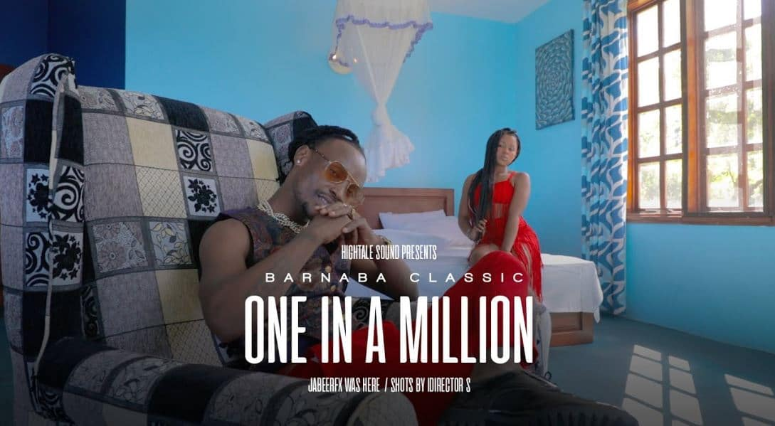 Photo of VIDEO: Barnaba Classic – One in a million