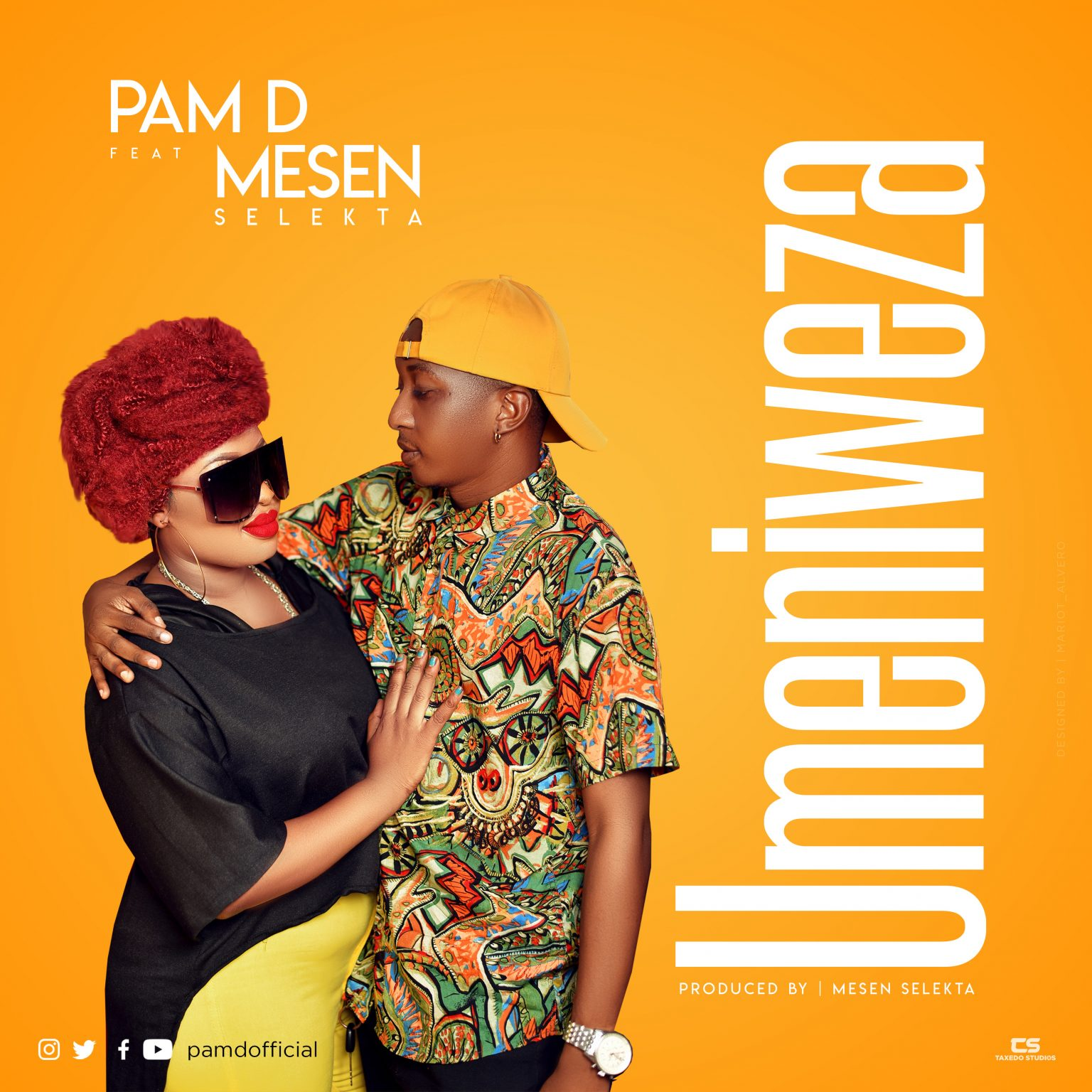 Photo of Pam D Ft. Mesen Selekta – UMENIWEZA | Download Audio mp3