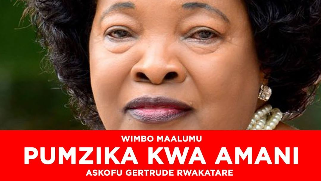 Photo of AUDIO: Rose Muhando – Pumzika kwa Amani