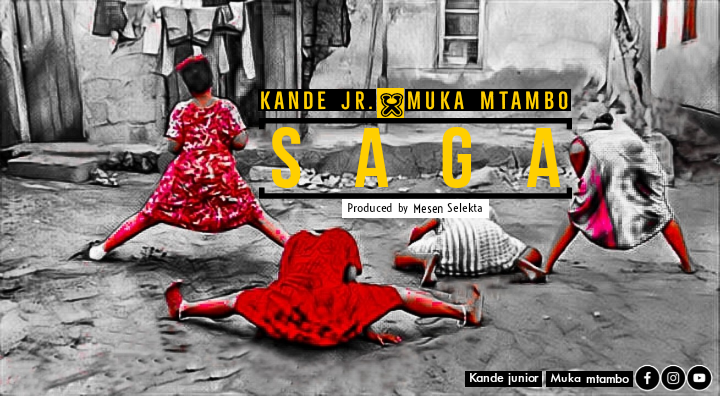 Photo of AUDIO: Kande Jr. X Muka Mtambo – SAGA