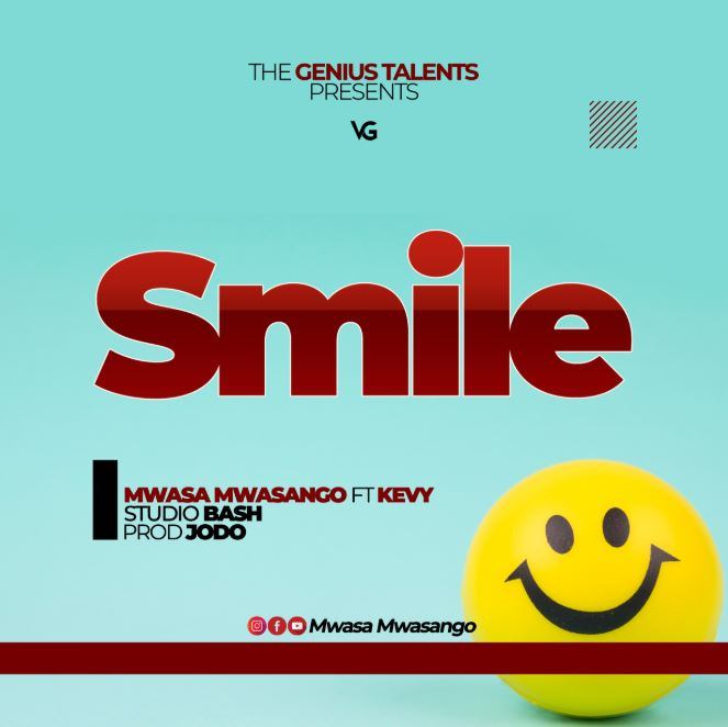 Photo of Mwasa Mwasango ft Kevy -Smile | Download Audio Mp3