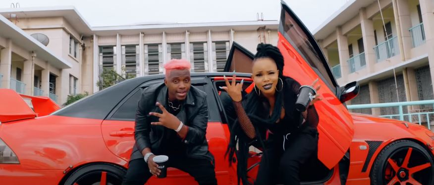 Photo of VIDEO: Rosa Ree Ft Rayvanny – Sukuma Ndinga Remix