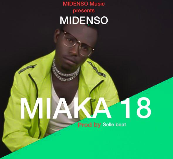 Photo of AUDIO: Midenso – Miaka 18