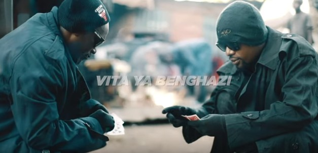 Photo of Nikki Mbishi X K Wa Mapacha – Vita ya Benghazi (VIDEO)