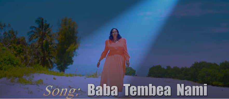 Photo of VIDEO: Robetha Mwanja – Baba Tembea Nami