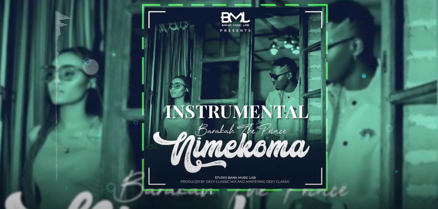 Photo of Barakah The Prince – Nimekoma | (Beat) | Download INSTRUMENTAL