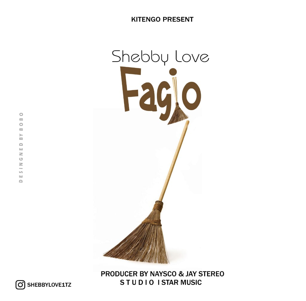 Photo of AUDIO: Shebby Love – Fagio