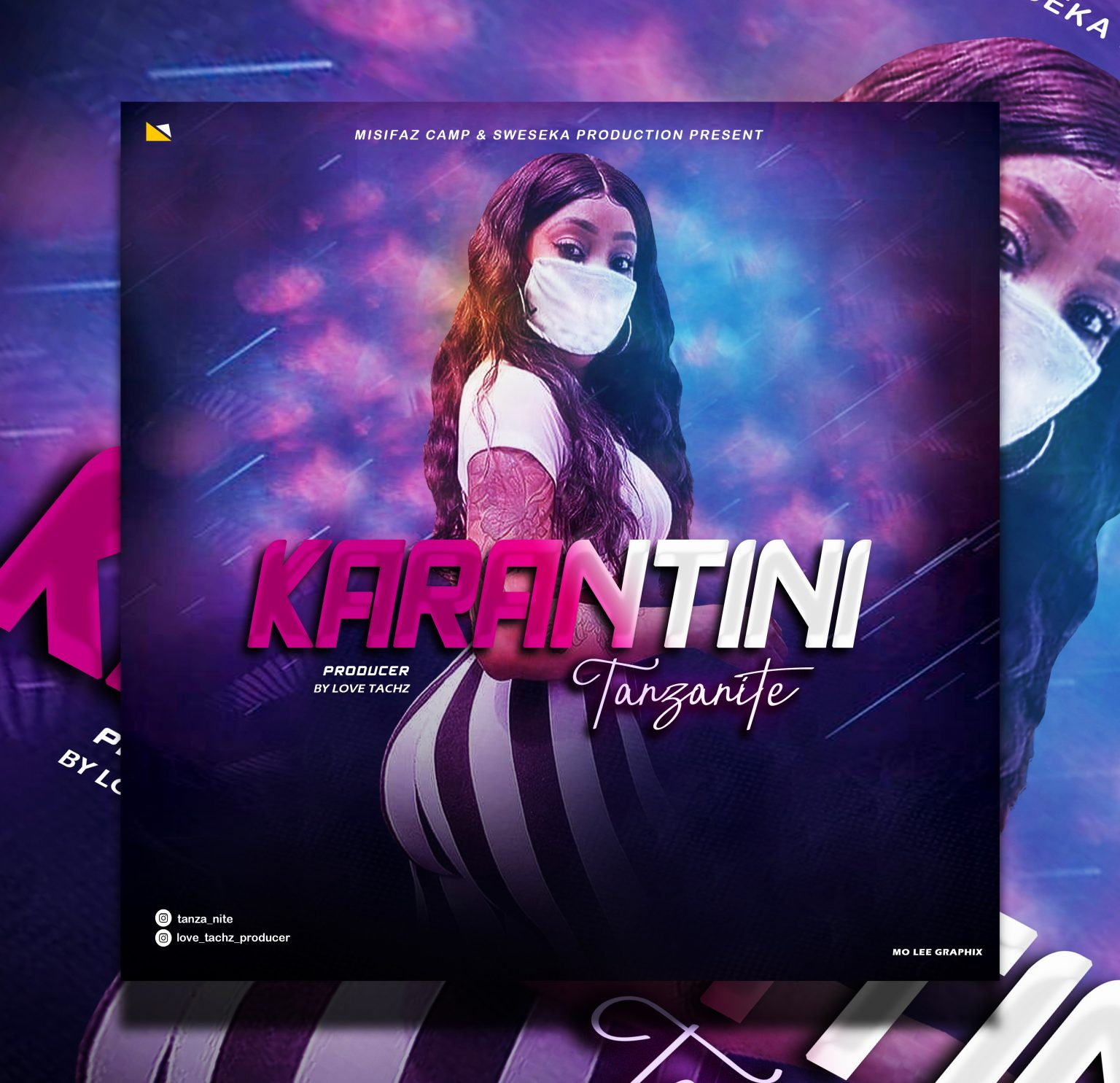 Photo of AUDIO: Tanzanite – Karantini