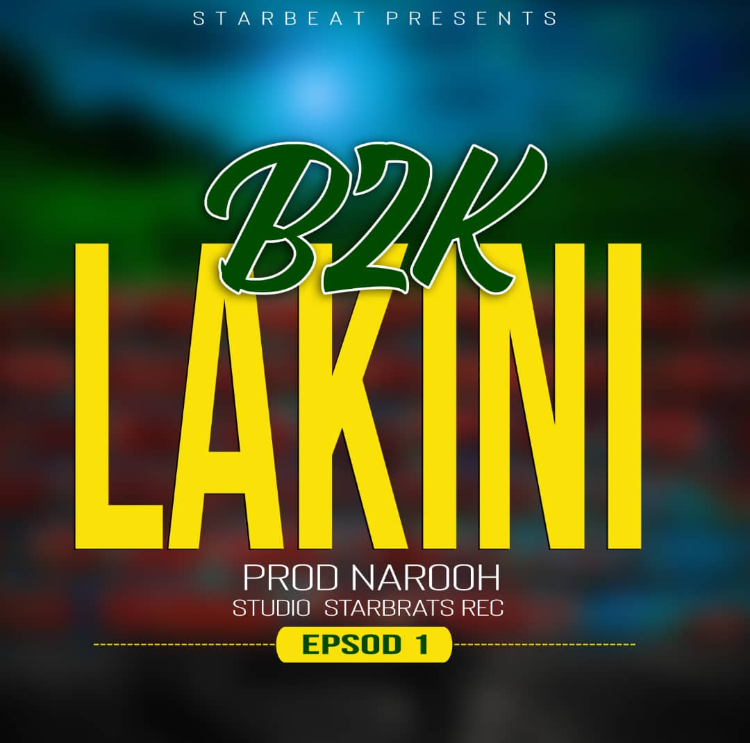 Photo of AUDIO: B2k – Lakini
