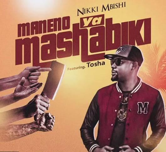 Photo of AUDIO: Nikki Mbishi Ft. Tosha – MANENO YA MASHABIKI