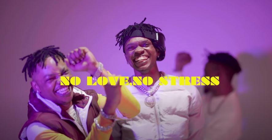 Photo of VIDEO: Mabantu ft Young Lunya & Moni Centrozone – No Love No Stress