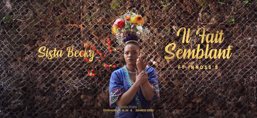 Photo of VIDEO: Sista Becky ft. Innoss'B – Il fait semblant