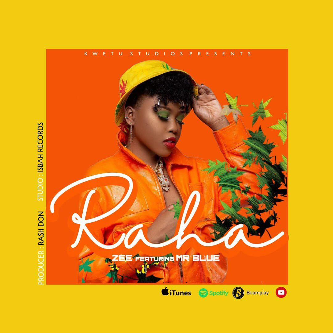 Photo of AUDIO: Zee Ft. Mr Blue – Raha