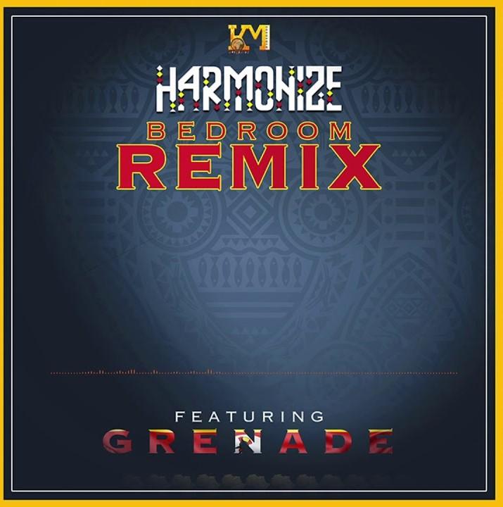 Photo of AUDIO: Harmonize Ft Grenade – Bedroom Remix