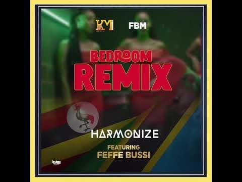 Photo of AUDIO: Harmonize Ft. Feffe Bussi – Bedroom Remix