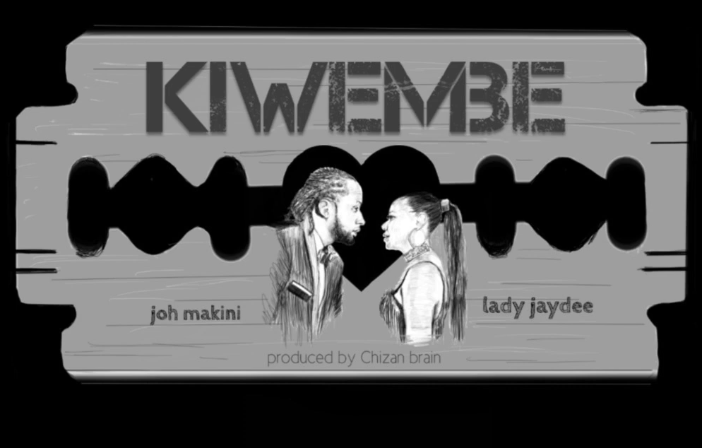 Photo of AUDIO: Joh Makini Ft. Lady Jaydee – Kiwembe