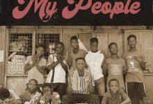 Photo of AUDIO: J.Derobie – My People