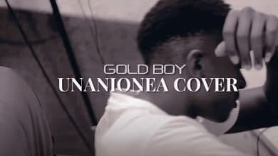 Photo of VIDEO: Gold Boy – Unanionea Cover