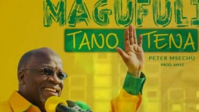 Photo of AUDIO: Peter Msechu – MAGUFULI TANO TENA
