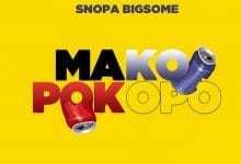 Photo of AUDIO: Snopa Bigsome – Makopokopo