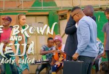 Photo of VIDEO: Otile Brown & Mejja x Magix Enga – Watoto Na Pombe