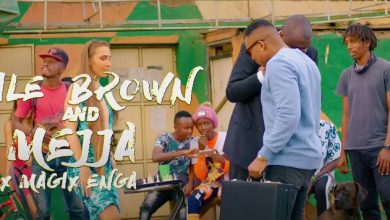 Photo of VIDEO: Otile Brown & Mejja x Magix Enga – Watoto Na Pombe